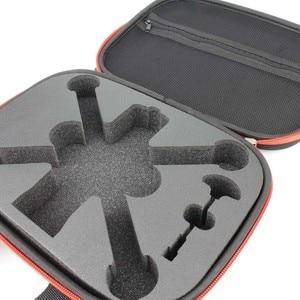 Image 2 - Emax RC Handtasche Lagerung Tasche Trage Box Fall Mit Schwamm Für RC Flugzeug 200 FPV Drone