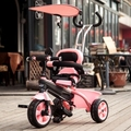Children tricycle  baby trolley bicycle 1-3-5 years old children free of charge wheel child trolley
