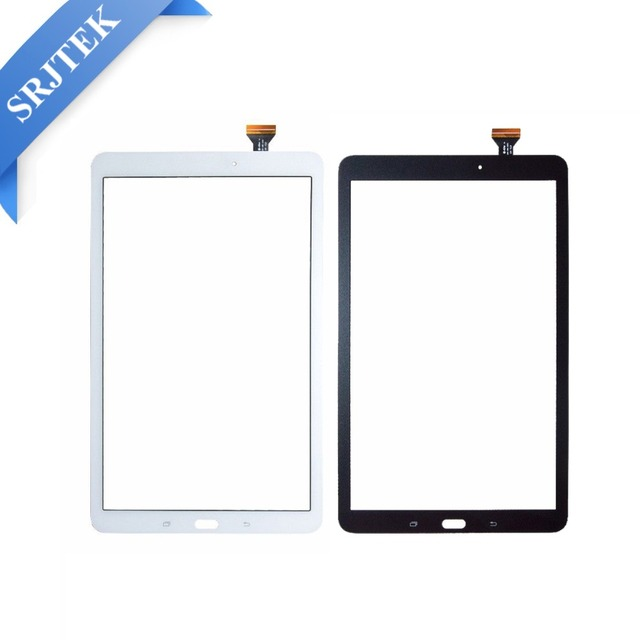 """Srjtek 9.6"""" Inch For Samsung Galaxy Tab E 9.6 T560 T561 New front Touch Screen Panel Digitizer outer Glass Sensor Replacement"""