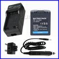Battery + Charger Kit for Panasonic Lumix DMC-FZ7,DMC-FZ8,DMC-FZ18,DMC-FZ28,DMC-FZ30,DMC-FZ35,DMC-FZ38,DMC-FZ50 Digital Camera
