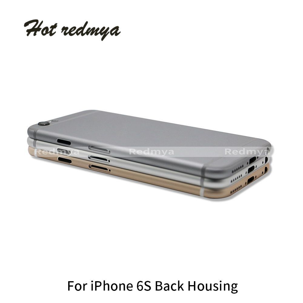 Housing Back Cover For iPhone 6S Back Battery Cover Rear Door Case Middle Frame Chassis Repair Parts +IMEIHousing Back Cover For iPhone 6S Back Battery Cover Rear Door Case Middle Frame Chassis Repair Parts +IMEI