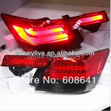 Для Accord задние светодиодные лампы 2008 2011 yz V2