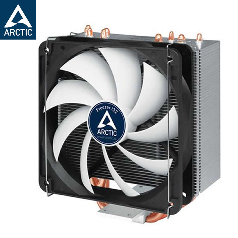 Arctic Freezer i32, 120mm PWM Fan TDP 150W CPU Cooling cooler for Intel LGA1150 1151 1155 1156 2011 2066