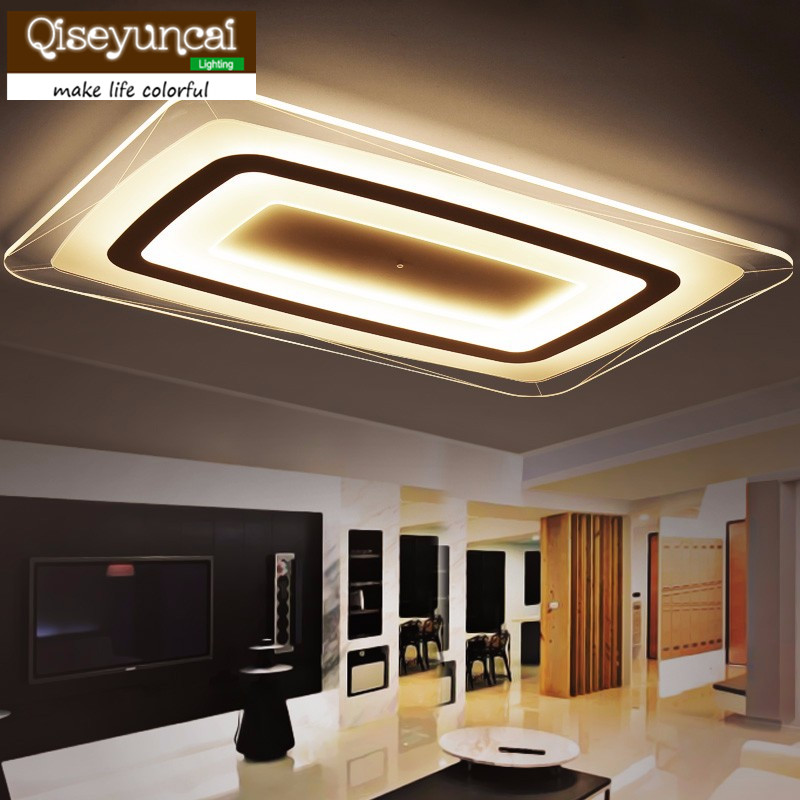 Super Thin Square Ceiling Lights Indoor