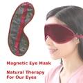 Turmalina Infrarrojo Lejano Ray Dolor Salud Alivio Profundo Sueño Eye Mask Ojos Vendados Sombra Magnética Cubierta