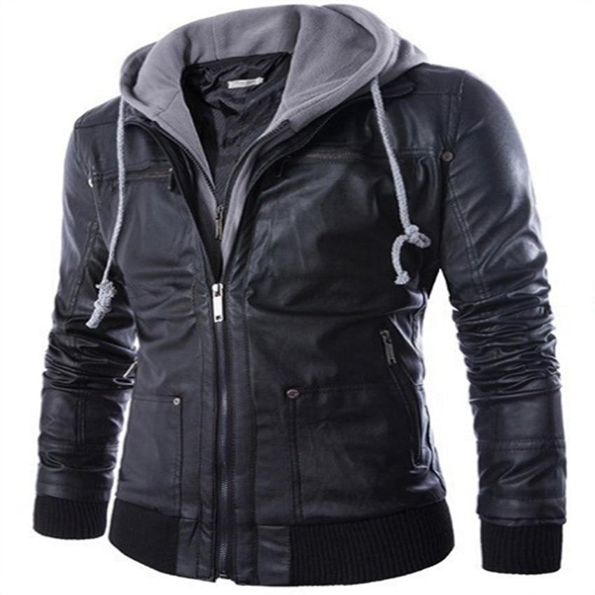 New Men/Boy Baseball Jacket Men 2018 Fashion Design Black