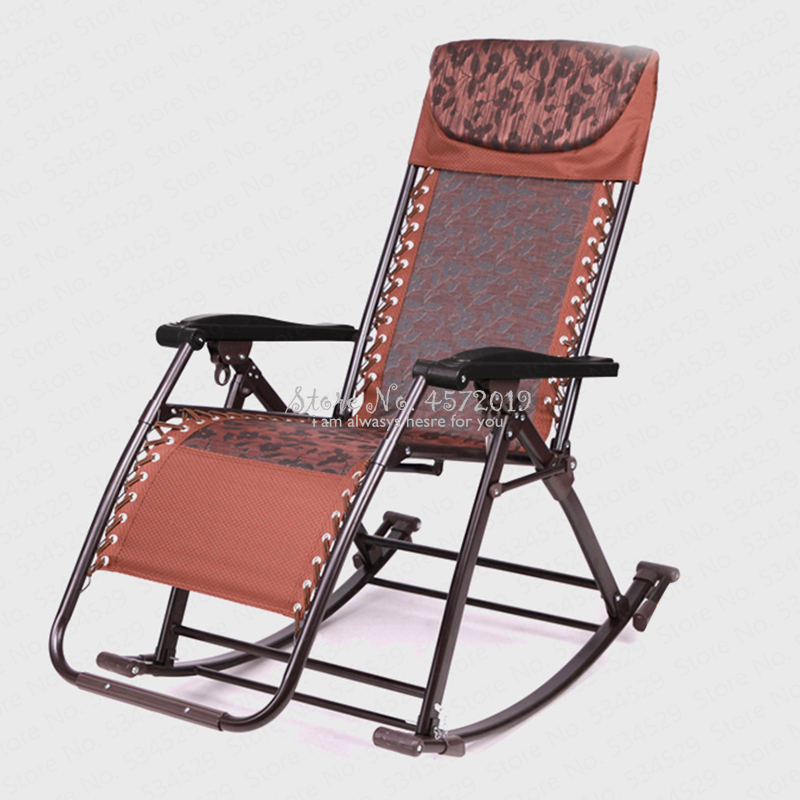 US $116.08 29% OFF|Lounge Chair Portable Folding Zero Gravity Chair Outdoor Picnic Camping Sunbath Beach Chair with Utility Tray|Chaise Lounge|
