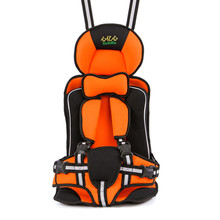 New baby safety seat child cushion simple seats car electric vehicle universal cover