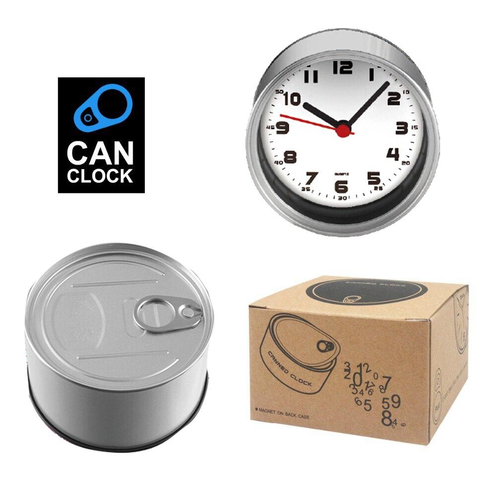 Factory Price Simple Wall Reloj Bracket Fridge Clocks Kitchen Magnet ...