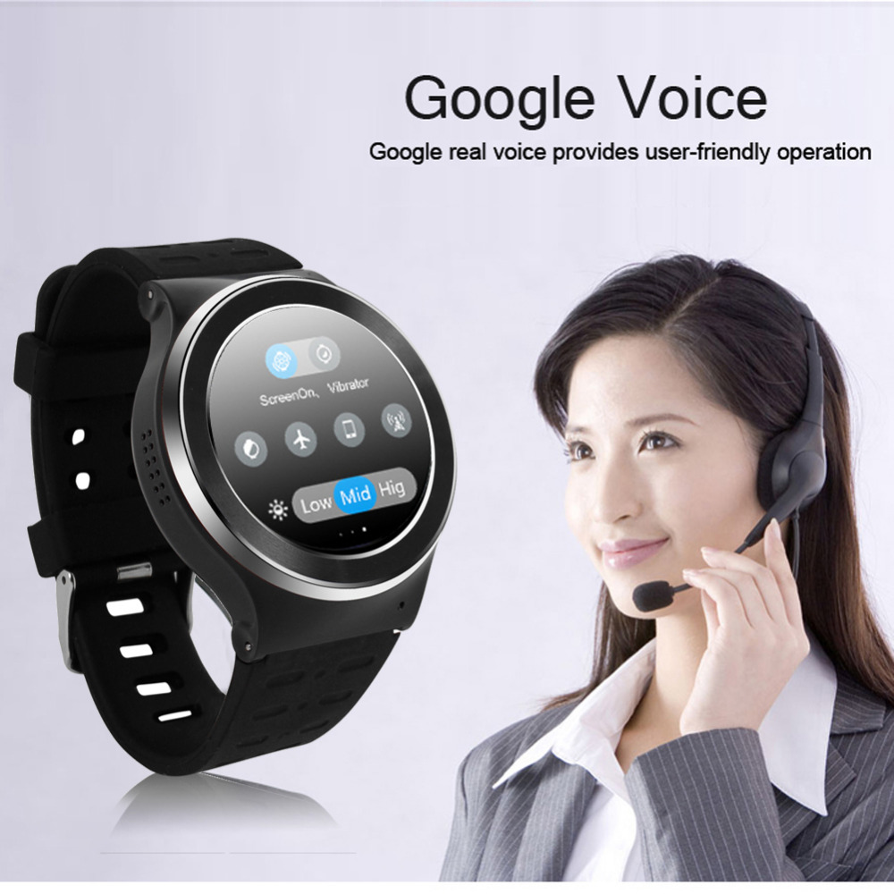 цены MTK6580M S99 Smartwatch GSM 3G Quad Core Android 5.1 Smart Watch With 5.0 MP Camera 8G App GPS WiFi Bluetooth V4.0 Pedometer