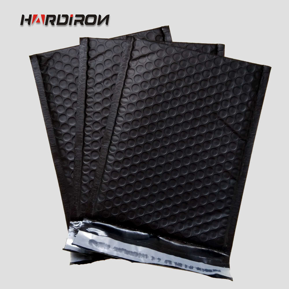 30PCS PPoly Bubble Mailing Mailer Shipping Padded Envelopes Bubble Bags Thicken Black Color Shockproof Courier Bubble Pouches