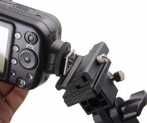 Image 4 - Camera Flash Light Hot Shoe Adapter with Umbrella Hole Tripod Light Stand Bracket Holder Mount SB600 580EX YN560 Speedlite (B)