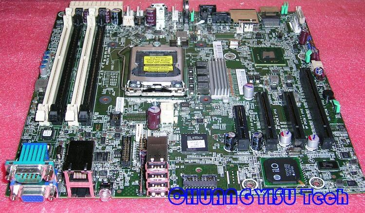 Free shipping CHUANGYISU for original ML110 G7 DL120 G7 System Board LGA1155 motherboard 644671 001 625809