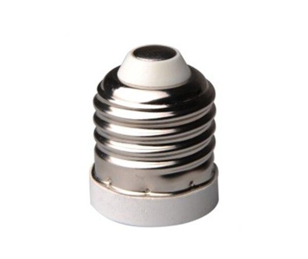Adaptador de toma de luz E27 a E17, adaptador de portalámparas E27 a E17, CE Rohs