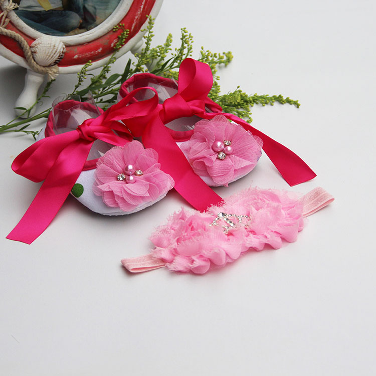 Cheap Baby Girl Flower Shoes,Sapatos Baby, Newly Born Babies Shoes,Infant Girl Footwear,Christening Baptism lace shoes