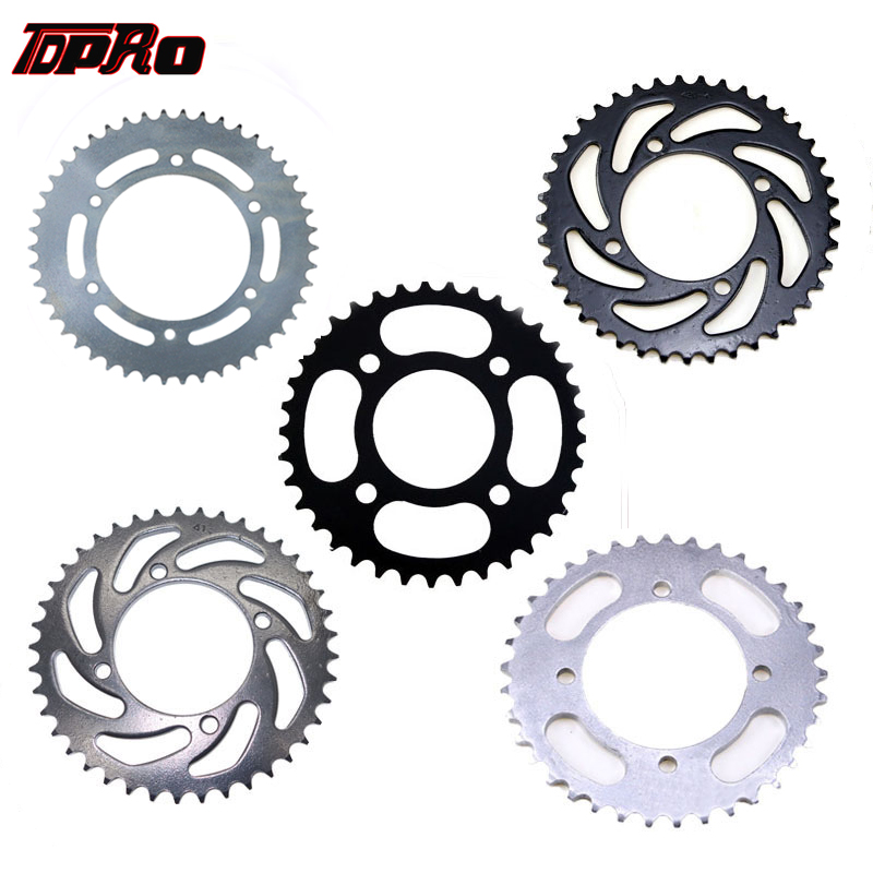 Front Engine Sprocket 420//428//520//530 Chain  PIT PRO Trail Dirt Quad ATV Buggy