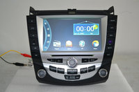 8 2005 2007 Accord 7 2 Din Car Dvd Player GPS Wince 6 0 2 Zone