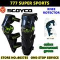 Actualizar 2017 Motocicleta Knee Protector Moto Racing de Scoyco K12 Rodillera Guardia de Protección Gear