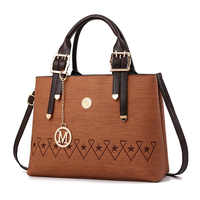 100% Genuine leather Women handbags 2019 New fashions, bags, ladies, fashions, atmosphere, ladies' bags, slanting shoulder bags.