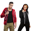 2017 Fashion Casual Hoodies Men Zipper Clothing Plus Sizes Fitness Men Sweatshirts Jackets Moletom Masculino