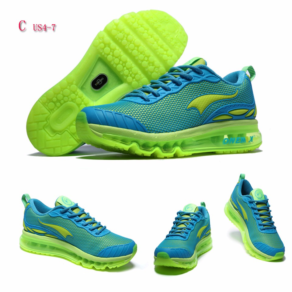 Brand Onemix Running Shoes Men Sneakers Women Sport Shoes Athletic Zapatillas Outdoor Breathable Original For Hombre Mujer 11 12