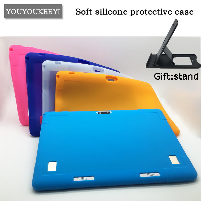 Kids Safe Shockproof Silicone cover case For DIGMA CITI 1508 4G call phone 10.1inch tablet Soft silicone protective case