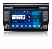 S160 Android Reproductores de audio para el coche para Fiat Bravo (2007-2012) coches reproductor de DVD GPS navegación unidad principal dispositivo BT WiFi 3G