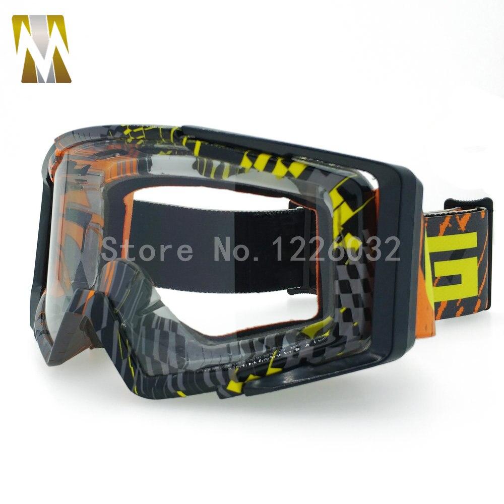 ახალი Motocross სათვალე UV400 - მოტოციკლეტის ნაწილები და აქსესუარები - ფოტო 6