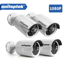 4Ch AHD CCTV Kamera Wasserdichte Sicherheit System Kit 4x1080P 2,0 MP Sicherheit Kameras IR Nachtsicht Outdoor Überwachung set