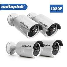 4Ch AHD caméra de vidéosurveillance Kit de système de sécurité étanche 4x1080P 2.0MP caméras de sécurité IR vision nocturne ensemble de Surveillance extérieure