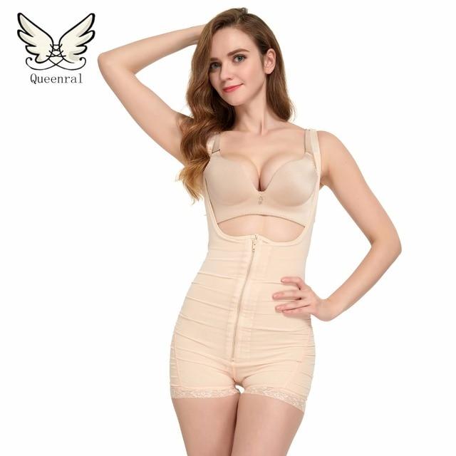 Bodysuit Slimming Underwear slimming shapers body shaper Slimming Corset shapewear butt lifter Underwear Strap Waist Slimming