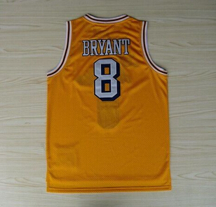 on sale 6cd99 bf217 Kobe Bryant Jersey #8 Kobe Bryant 96-97 Throwback Jersey Minneapolis Retro  Jersey 4 Stars North Carolina Jersey Free shipping