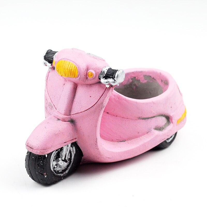 Nette Autos Silikon Form für Zement Blumentopf Beton Mould Handgemachte Dekoration Werkzeug-in Lehm-Formen aus Heim und Garten bei  Gruppe 3