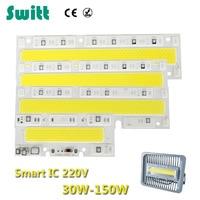 LED Hight Power Chip Light Beads 30W 50W 70W 100W 150W 220V Input IP65 Smart IC