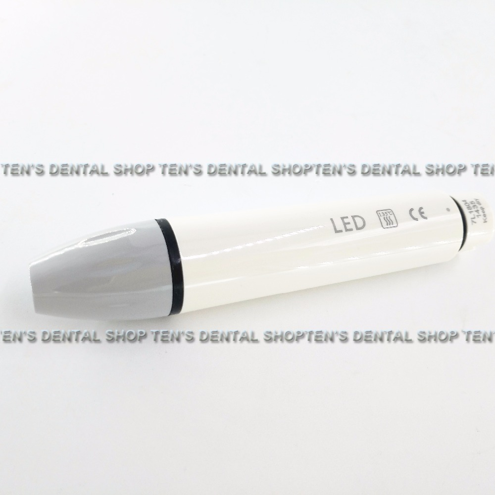 new arrival Dental Ultrasonic scaler handpiece Woodpecker Detachable Handpiece for EMS woodpecker DTE Satelec Scaler Deasin qdiy fz tm80c personalized computer case 80mm matte transparent colored lamp cooling fan