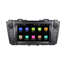"""KLYDE 2 Din 8"""" Android 9.0 Car  Multimedia Player For Mazada 5 Premacy 2009-2012 Car Audio 8 Core Stereo Radio Car DVD Player"""