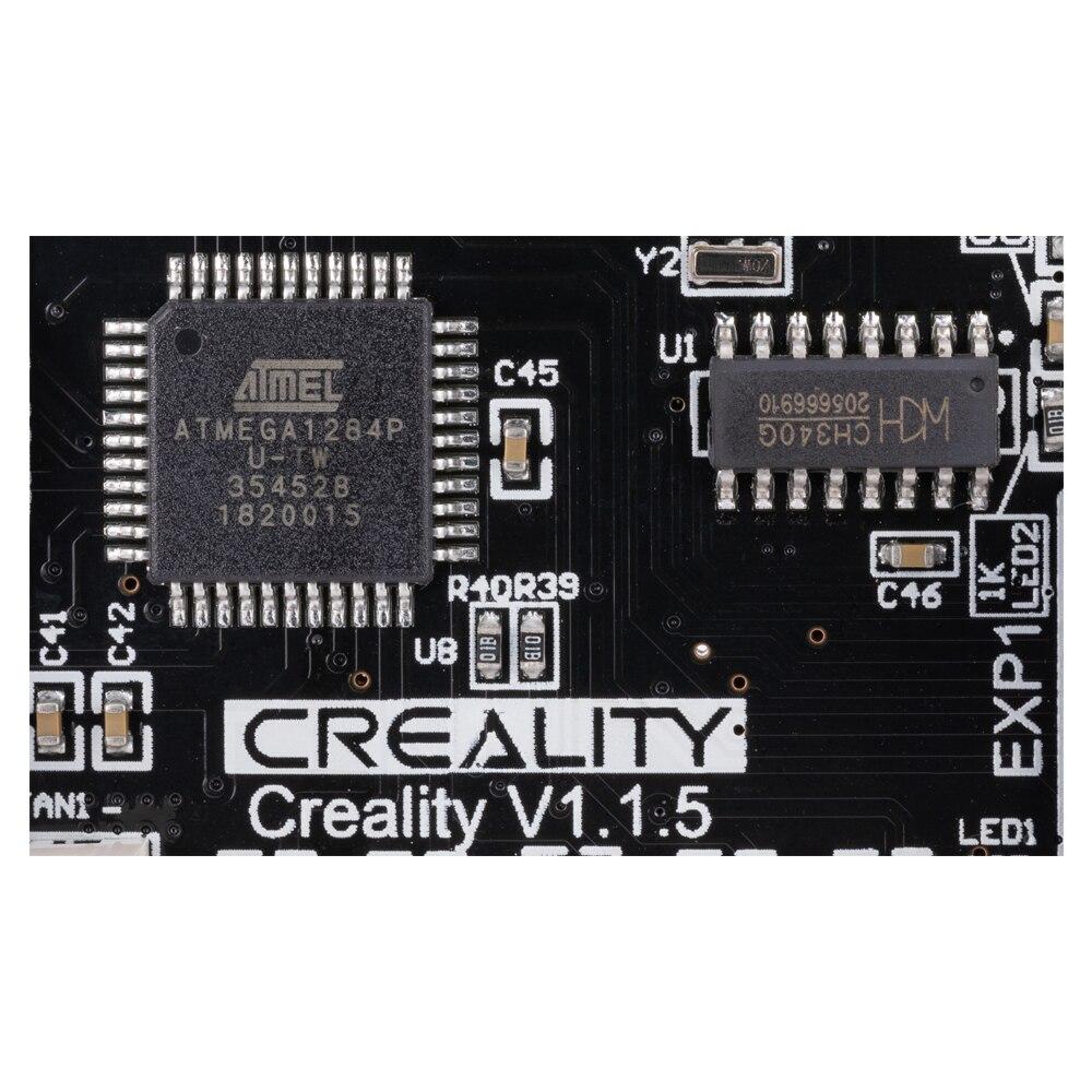 Image 4 - Upgrade Silent 1.1.5 Mainboard/Silent Motherboard Upgrade For  Ender 3/Ender 3 Pro/Ender 5 Creality 3D printer3D Printer Parts