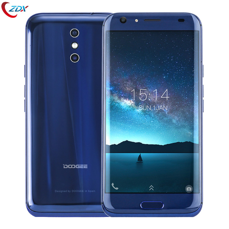 bilder für DOOGEE BL5000 Smartphone MTK6750T Octa-core 4G RAM 64G ROM Android 7.0 Doppel 13.0MP kamera 1920*1080 IPS 5050 MAH handy