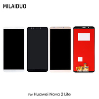 Original LCD Display For Huawei Nova 2 Lite LND L22 Touch Screen Digitizer No Frame Assembly Replacement