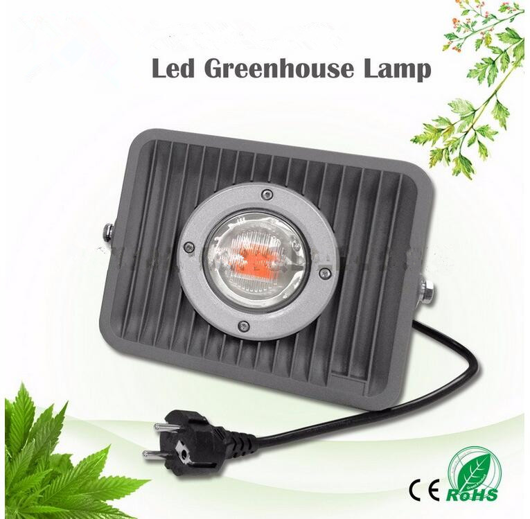 10 100w Led Grow Light Full Spectrum For Indoor Plants Cob