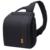 Caden Hombro Sling Negro Foto de La Cámara Bolsas de Nylon Impermeable De Los Hombres las mujeres bolsos de la cámara para canon nikon dslr digital nueva moda D8