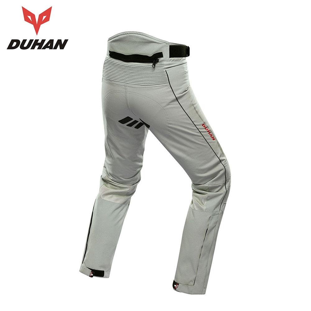 Pantalones de moto DUHAN Hombres Moto Pantalones Racing Off-road - Accesorios y repuestos para motocicletas - foto 6