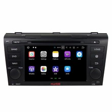 "Klyde 2 Din 7 ""Android 7.1 Reproductores multimedia para coches para Mazda 3 2004-2009 Quad Core Radios estéreo DVD reproductor audio 1024*600"