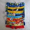 2016 Fashion Boy Shorts Swimwear 24M-48M Children's Swimwear Boys Cartoon Car Child Pants For Swimming Boy Swimwear