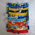 2016 de Moda Shorts de Baño 24 M-48 M Coche Historieta de Los Niños Pantalones de los pantalones de Natación del traje de Baño de Los Niños traje de Baño del muchacho