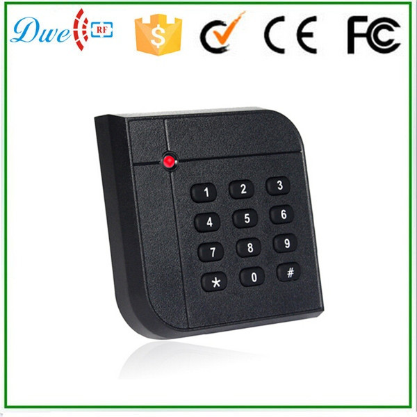 купить DWE CC RF shenzhen 125khz rfid wiegand 26 tcp ip access control card reader security products онлайн