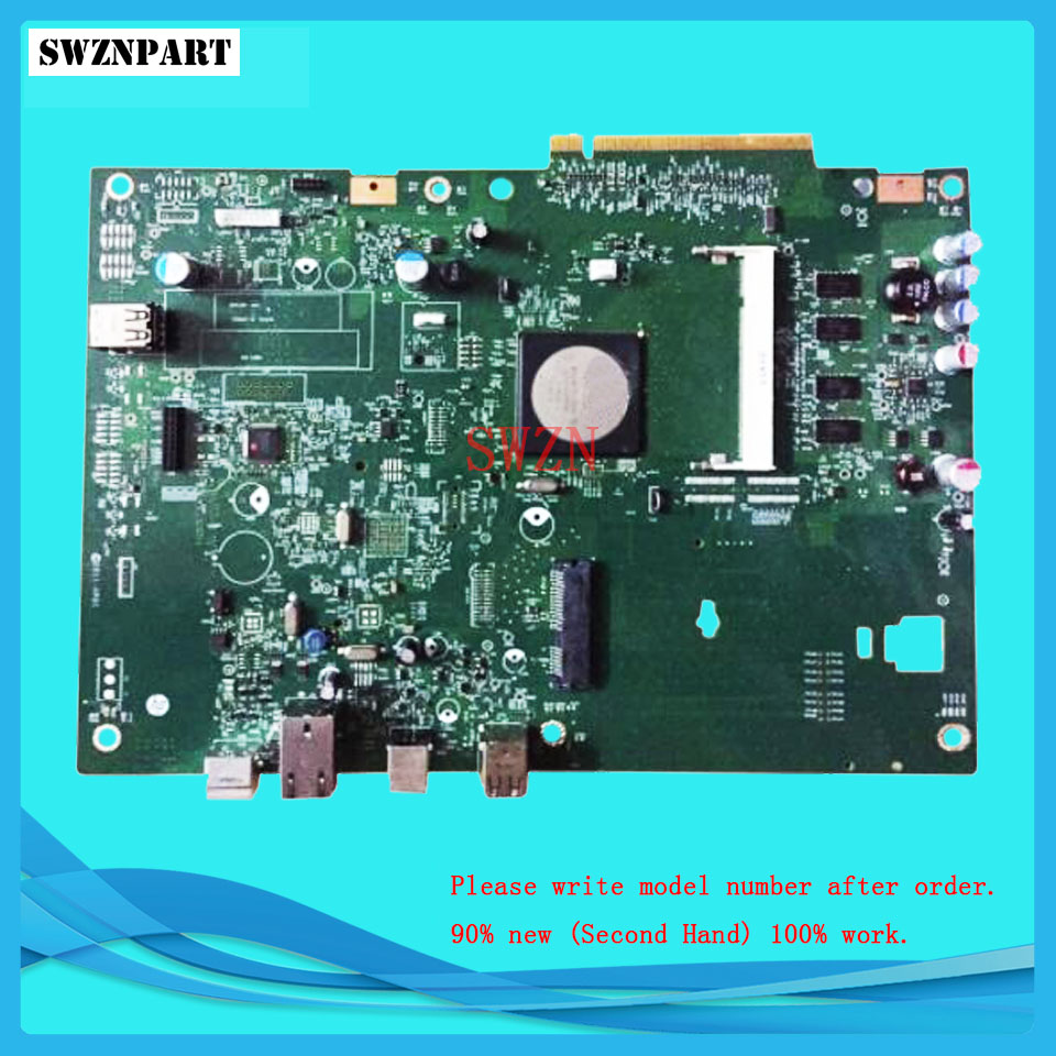 FORMATTER PCA ASSY Formatter Board logic Main Board MainBoard mother board for HP M830 830 M830Z CF367-60001 CF367-67915 ноутбук lenovo v510 15ikb 80wq024wrk intel core i5 7200u 2 5 ghz 4096mb 1000gb dvd rw amd radeon r5 m530 2048mb wi fi bluetooth cam 15 6 1920x1080 dos
