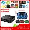 T95M TV Box Amlogic S905X 1G+8B Quad Core 64Bit Android 6.0 Smart 4K HD Media Player Built in 2.4G WiFi Set Top Box