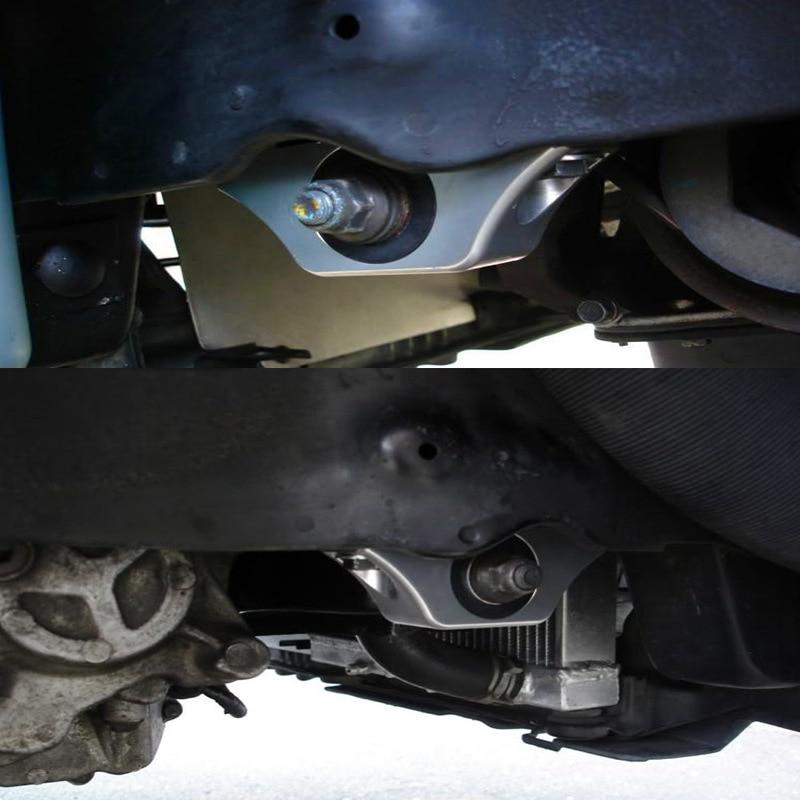 Engine Motor Torque Mount Kit For 92-01 Honda Civic EG EK B-Series//D-Series