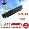 Wholesale New 9cells laptop battery FOR TOSHIBA Satellite C805 C855 C870 C875 L830 L850 L855 M800 PA5024U-1BRS  free shipping